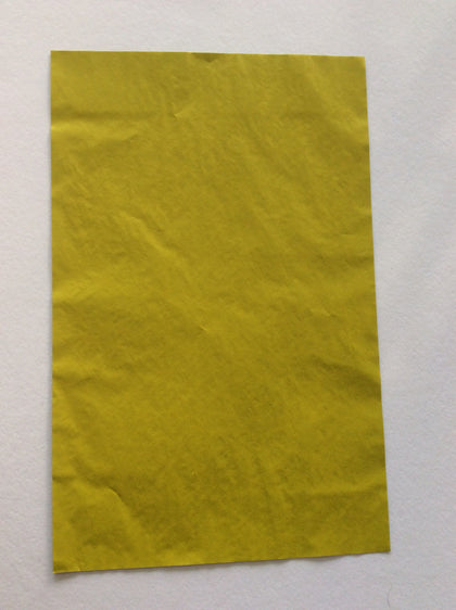 Papel Calco Amarillo 21x33