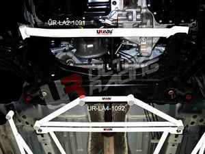 Ultra Racing Front Lower Brace LA4-1092