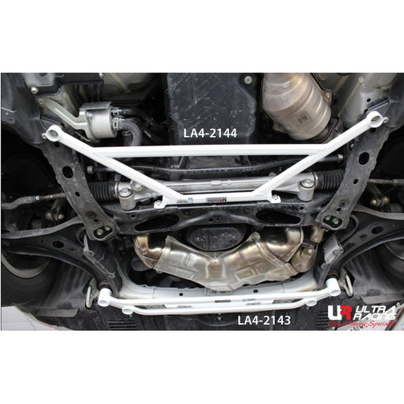 Ultra Racing Front Lower Brace LA4-2144