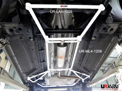 Ultra Racing Mid Lower Brace ML4-1206