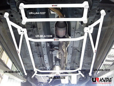 Ultra Racing Side/Other Brace SD6-1231