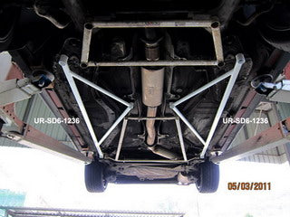 Ultra Racing Side/Other Brace SD6-1236