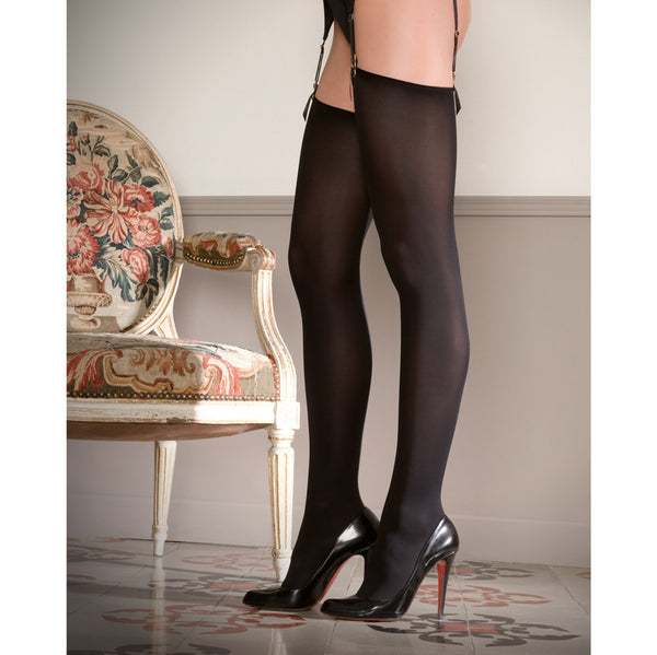 Les Coquetteries - Cut and Curled Stockings