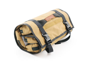 Range Pouch Roll closed - Sharps Mountain - SharpsMountain.com