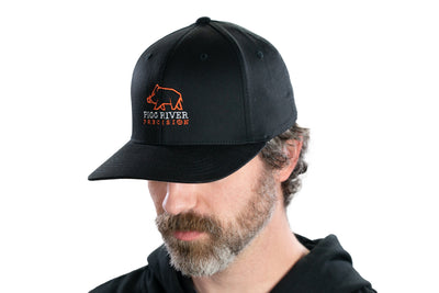 Pigg River Precision Flexfit Hat - Sharps Mountain - SharpsMountain.com