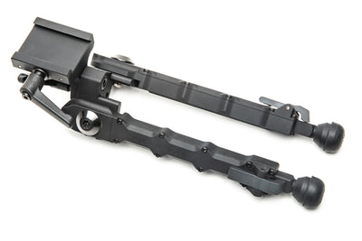 Folded Bipod - Accu-Tac SR-5 G2 Bipod (Arca Spec) Sharps Mountain Outdoor Gear