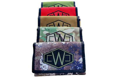 WCD 20 Round Ammo Wallet - Walsh Custom Defense- Sharps Mountain - Pigg River Precision - sharpsmountain.com