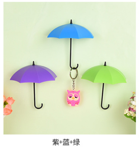 Umbrella Key Hangers | Gold Atalanta