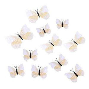 Butterfly Wall Stickers 3D | Petit quelque chose