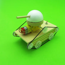 Load image into Gallery viewer, DIY Toy Tank Project | Ivory Max