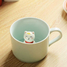 Load image into Gallery viewer, Furry Friend Mug | Violet Perseus