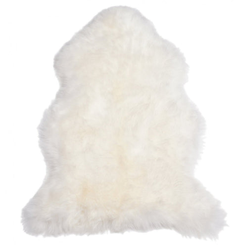 Fluffy Lambskin Rug. Premium Quality!  Sheepskin! | Blue Pallas