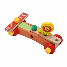 Load image into Gallery viewer, Children's Educational Wooden Building Toy | Petit quelque chose