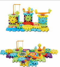 Load image into Gallery viewer, 3D Gears Building Block Set | Petit quelque chose