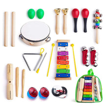 Load image into Gallery viewer, 12 Piece Musical Instrument Toy  | Petit quelque chose