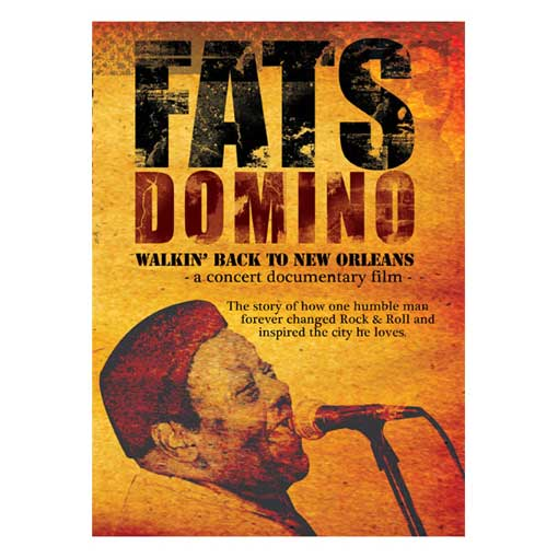 Fats Domino DVD