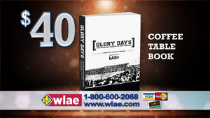 Glory Days Coffee Table Picture Book