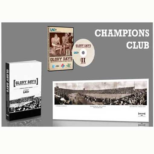 Glory Days II - Champions Club Package