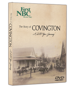 The Story of Covington: a 200 Year Journey DVD