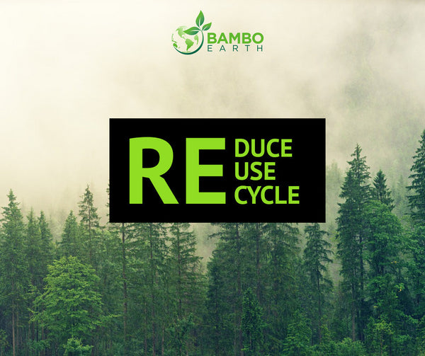 REDUCE & RECYCLE