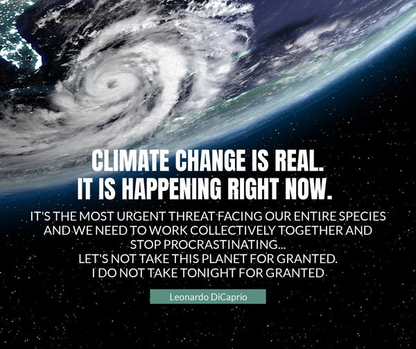 TOGETHER AGAINST CLIMATE CHANGE