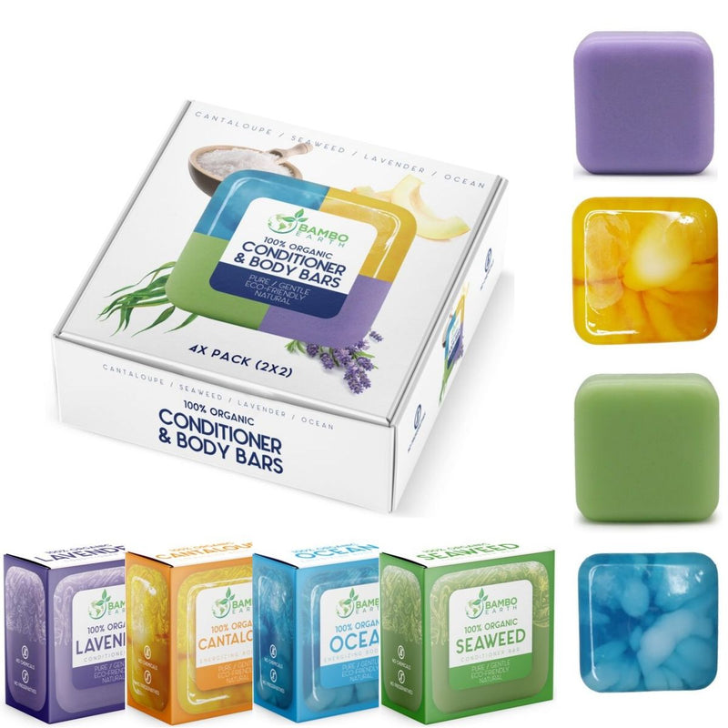 Conditioner & Body Bars Value Pack