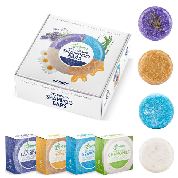 Shampoo Bars Value Pack