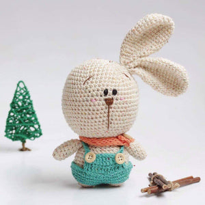 Hoppy The Bunny (Free Pattern)