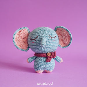 Abba The Elephant (Free Pattern)