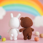 Load image into Gallery viewer, Brown & Cony