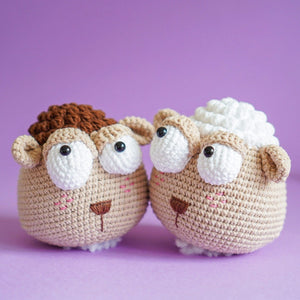Cupid The Sheep Couple