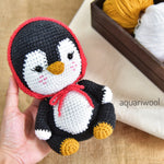 Load image into Gallery viewer, Little Red The Penguin