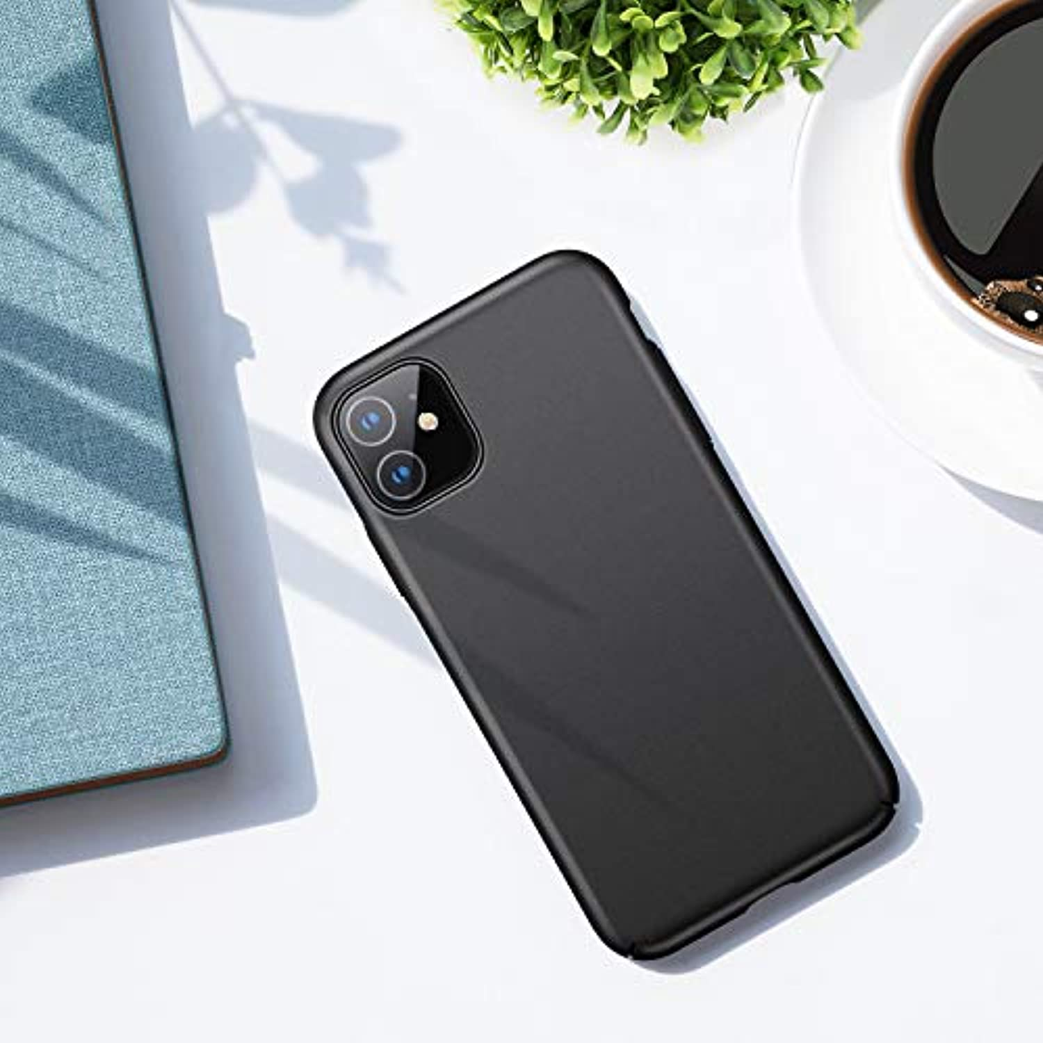 Ultra-Thin Case for iPhone 11 with Screen Protector - smrt-life.com