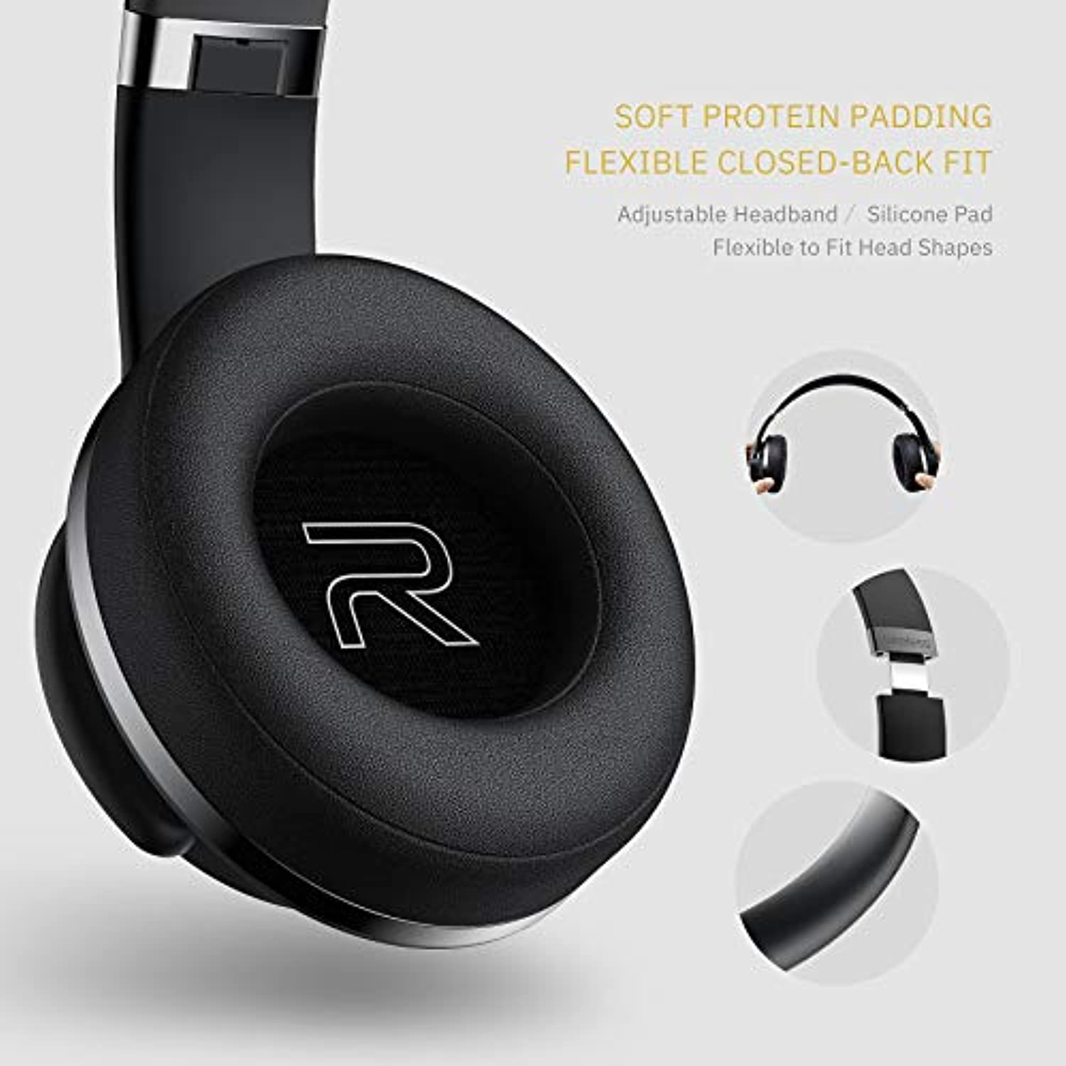 52 Hrs Playtime Wireless Headphones - smrt-life.com