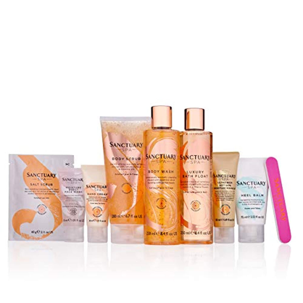 Sanctuary Spa Gift Set, Signature Showstopper Gift for Women