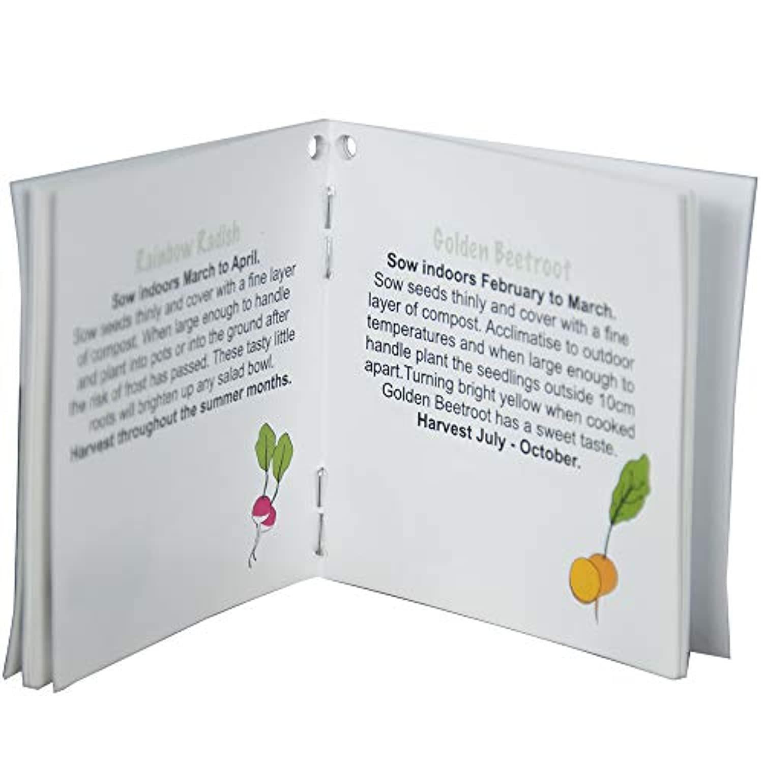 Vegetable Seed Sack Containing 30 Different Varieties Of Seeds To Grow - smrt-life.com