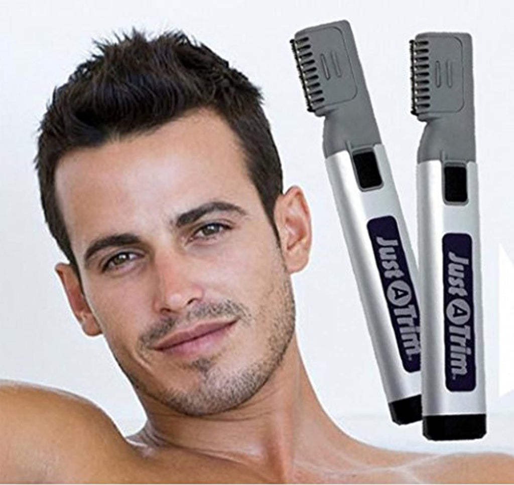 Do it Yourself Portable Hair Trimmer Mistake-Proof Hair Cuts