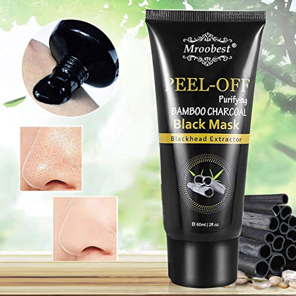 Blackhead Peel Off Mask with Activated Carbon