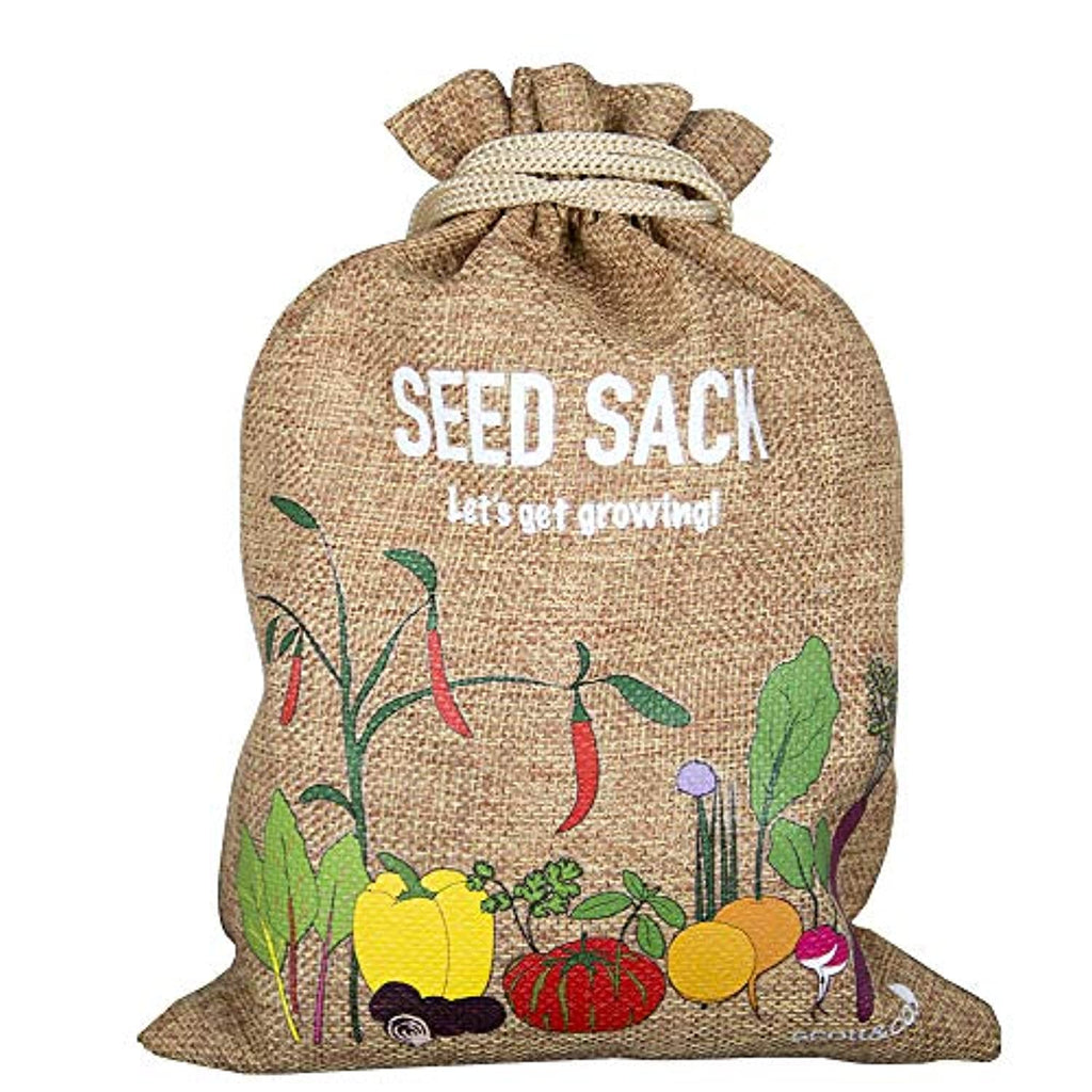 Vegetable Seed Sack Containing 30 Different Varieties Of Seeds To Grow