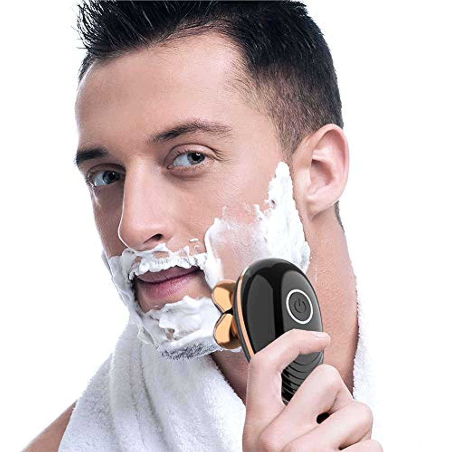 5 in 1 Floating Head Shaver for Men - smrt-life.com