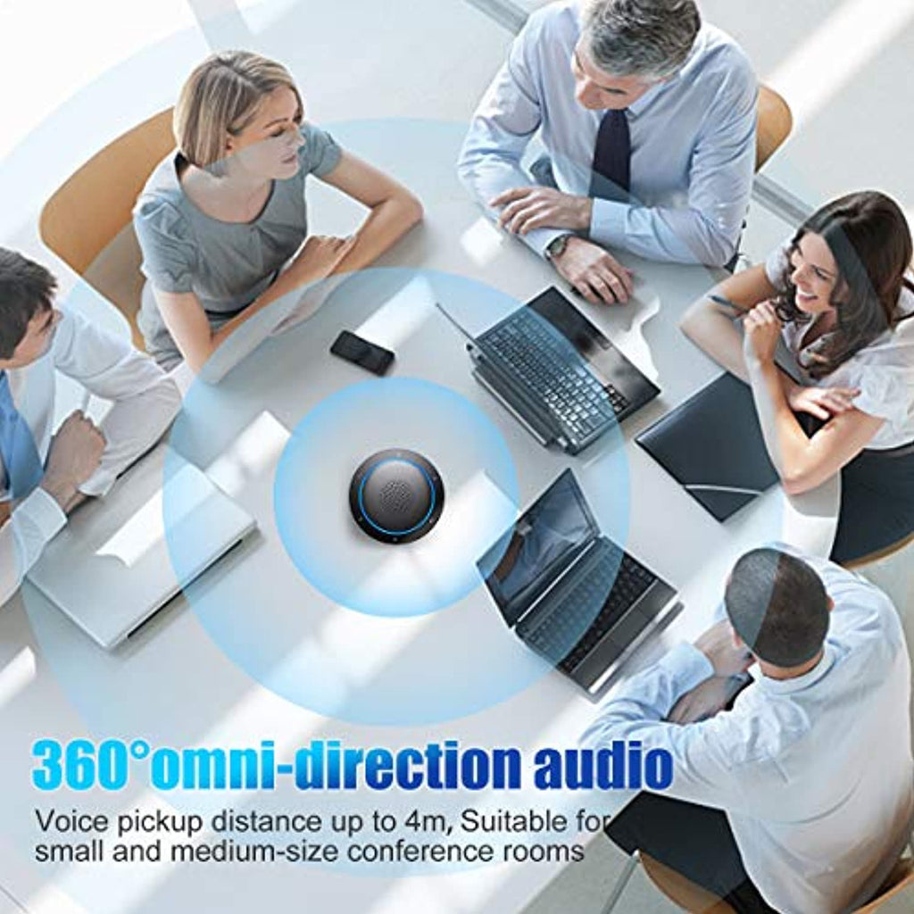 Conference Speakerphone with Noise Reduction Technology - Home Office