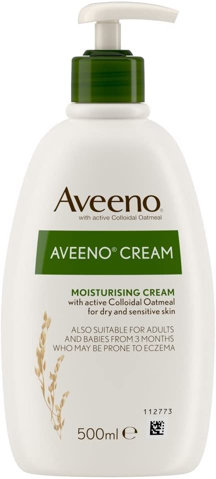 Aveeno Moisturising Cream, 500ml