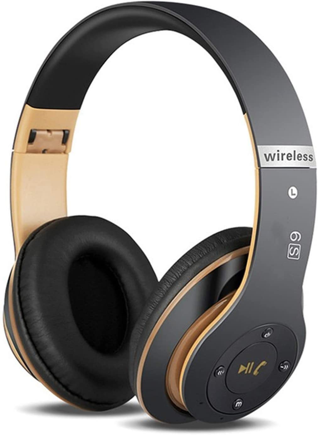 Wireless Over Ear Headphones - smrt-life.com