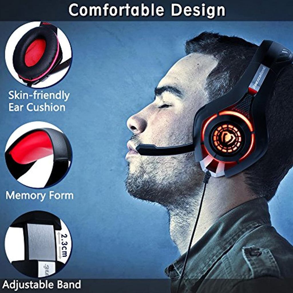 Gaming Headset for PS4 - smrt-life.com