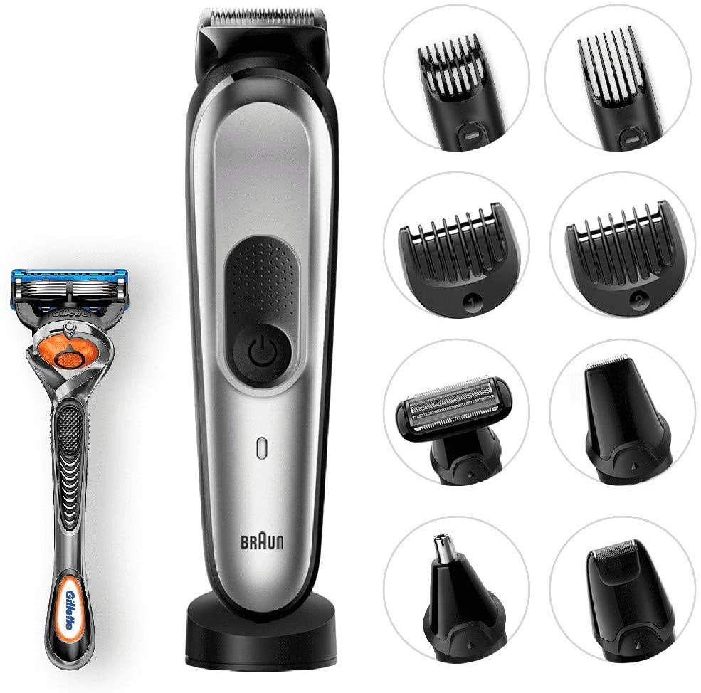 Braun 10-in-1 All-in-one Beard Trimmer - smrt-life.com