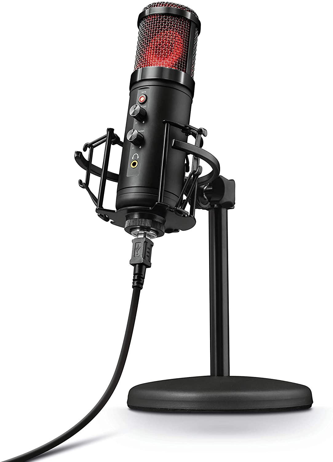 4-In-1 Streaming Microphone - smrt-life.com