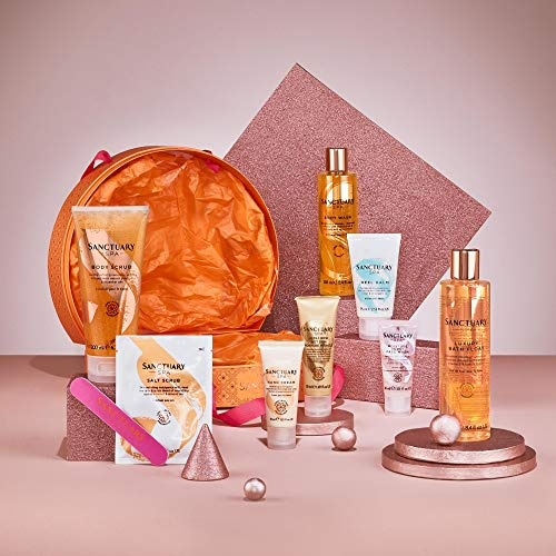 Sanctuary Spa Gift Set, Signature Showstopper Gift for Women - smrt-life.com
