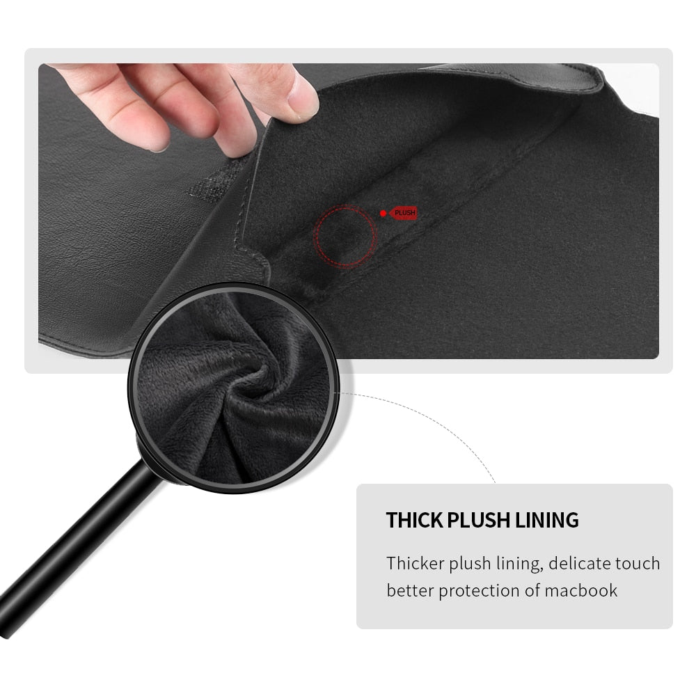 13 Inch Laptop Sleeve Bag with Stand Function - smrt-life.com