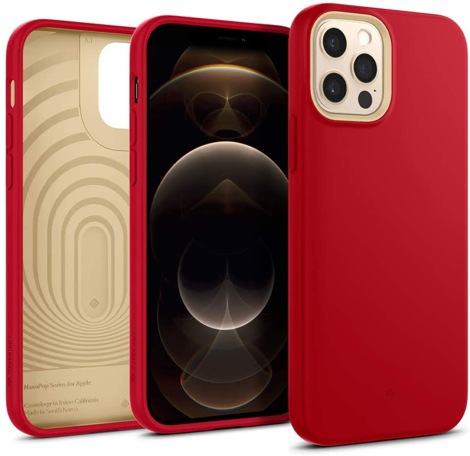 Caseology Nano Pop Case for iPhone 12 & iPhone 12 Pro