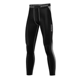XOGO PERFORMANCE XP501 BASELAYERS LEGGINGS - Black/Grey - XOGO